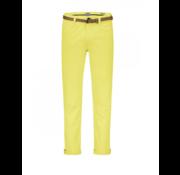 Dstrezzed Chino Met Riem Stretch Yellow (501146 - SS19 - 330)