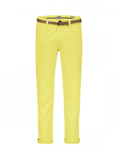 Dstrezzed Chino Met Riem Stretch Yellow (501146 - SS19 - 330)
