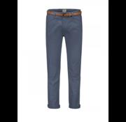 Dstrezzed Chino Met Riem Stretch Horizon Blue (501146 - SS19 - 626)