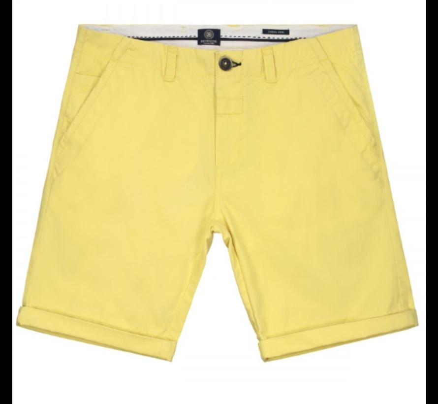 Chino Shorts Dense Twill Yellow (515086 - 330)
