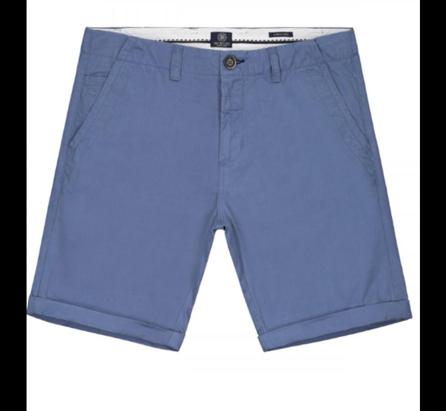 Chino Korte Broek Dense Twill Horizon Blauw (515086 - 626)