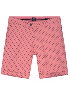 Dstrezzed Chino Shorts Star Chambray Coral (515090 - 428)