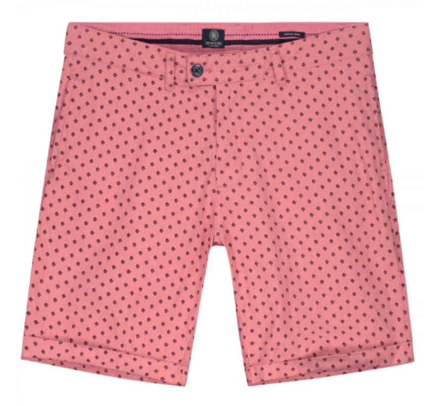 Chino Shorts Star Chambray Coral (515090 - 428)