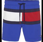 Tommy Hilfiger Drawstring Zwemshort Blauw (UM0UM01070 - 405)