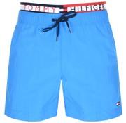 Tommy Hilfiger Drawstring Zwemshort Blauw (UM0UM01138 - 403)