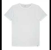 Dstrezzed T-shirt Ronde Hals Wit Streep (202382 - 100)