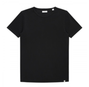Dstrezzed T-shirt Ronde Hals Zwart Streep (202382 - 999)