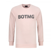 Dstrezzed Sweater BOTMG Licht roze (211246 - 429)
