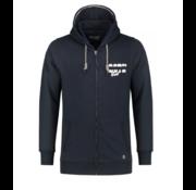 Dstrezzed Hooded Vest Navy (211250 - 649)