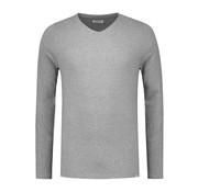 Dstrezzed Pullover V-hals Grijs (404166 - 830)