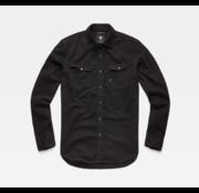 G-star Denim Overhemd Zwart (D15290 - B496 - 89)