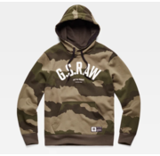 G-star Hoody Legerprint (D14731 - B531 - A695)