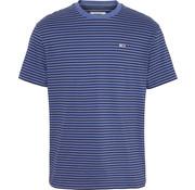 Tommy Hilfiger T-shirt Streep Blauw/Navy (DM0DM05515 - 0BC)