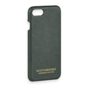 Scotch & Soda Leren iPhone 8 Hoesje Groen (149211 - 2763)