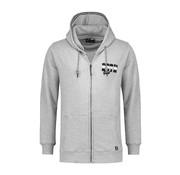 Dstrezzed Hooded Vest Grijs (211250 - 830)