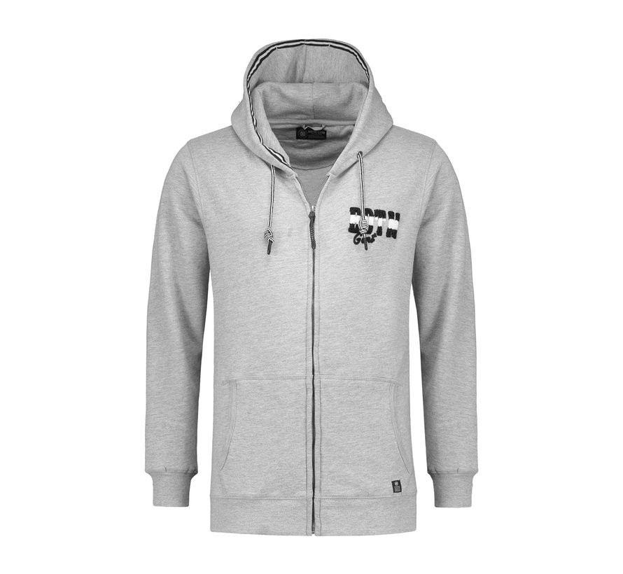 Hooded Vest Grijs (211250 - 830)