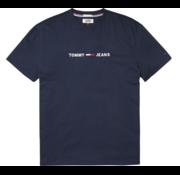 Tommy Hilfiger t-shirt navy (DM0DM05125 - 002)