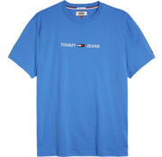Tommy Hilfiger T-shirt Blauw (DM0DM05125 - 423)