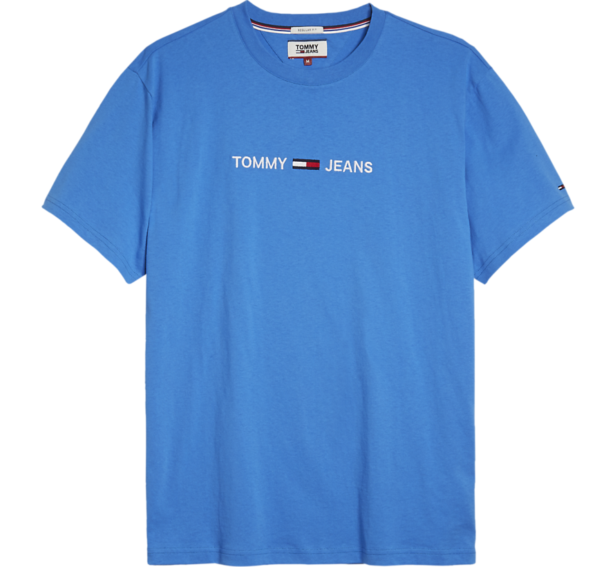 T-shirt Blauw (DM0DM05125 - 423)