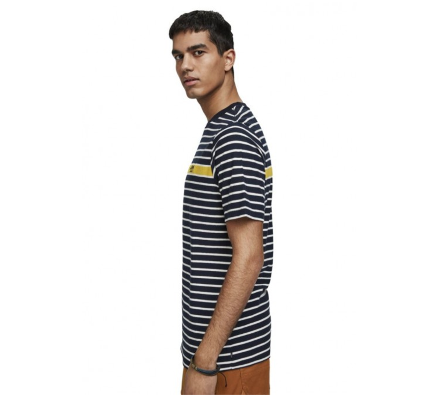 Crewneck T-shirt Strepen (152270 - 0217)