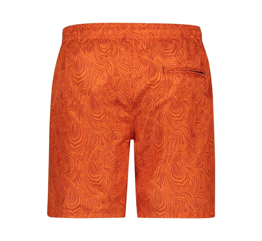 Zwemshort Oranje (91.03.252)
