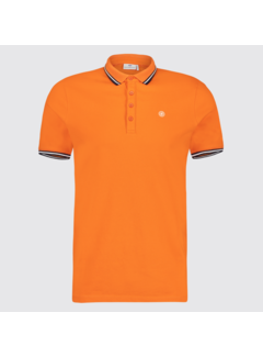 Blue Industry Polo Oranje (KBIS19 - M21 - Orange)