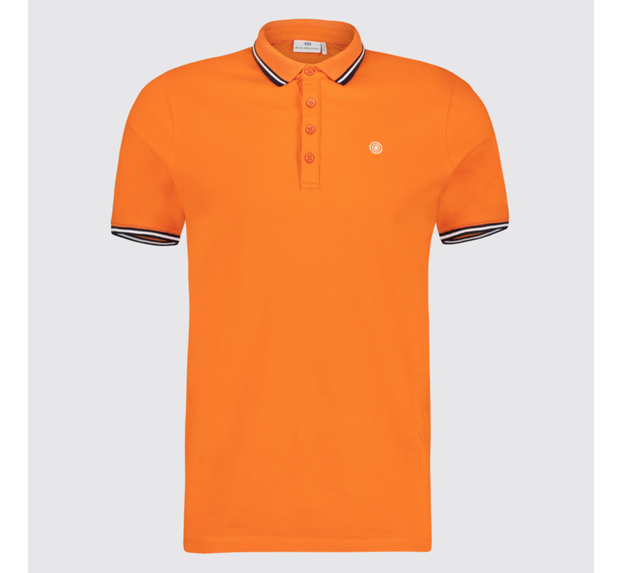 Polo Oranje (KBIS19 - M21 - Orange)