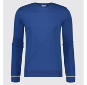 Blue Industry Sweater Blauw (KBIS19 - M65 - Cobalt)