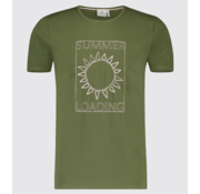 Blue Industry T-shirt Summer Army (KBIS19 - M48 - Army)