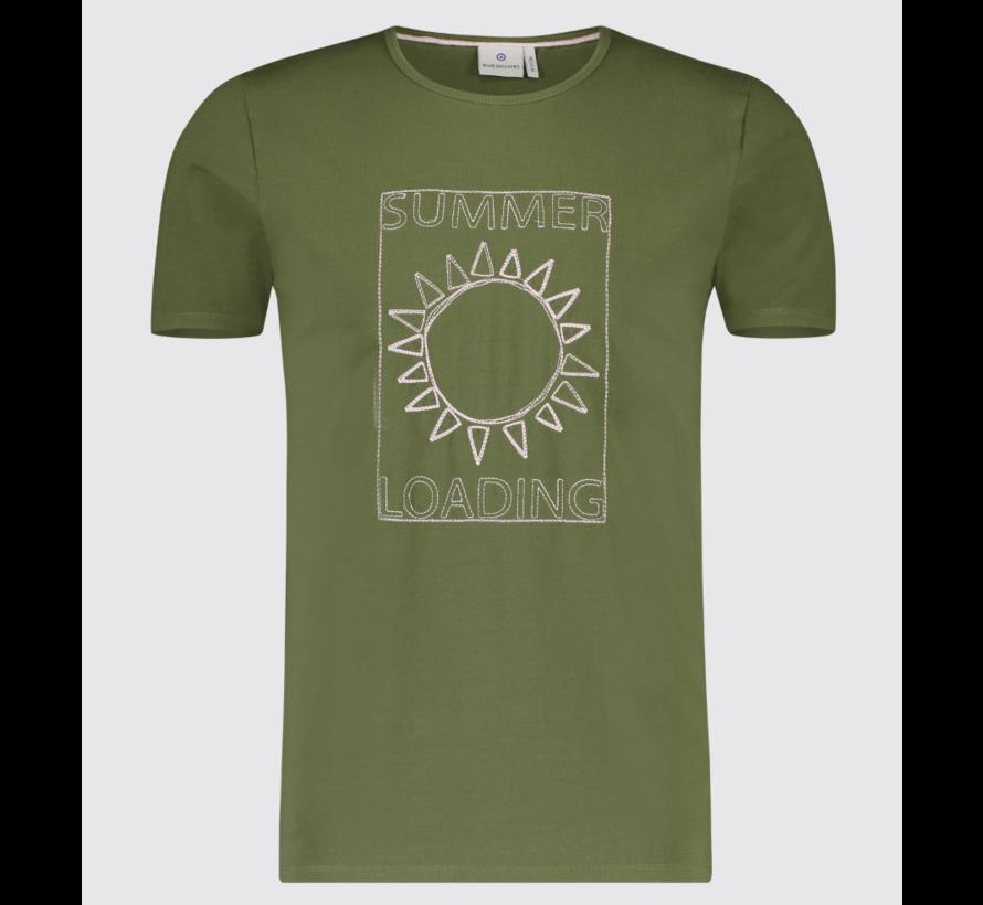 T-shirt Summer Army (KBIS19 - M48 - Army)