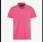 Tommy Hilfiger Polo Slim Fit Roze (MW0MW09732 - 666)