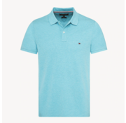 Tommy Hilfiger Polo Slim Fit Turquoise (MW0MW09988 - 423)