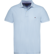 Tommy Hilfiger Polo Regular Fit Blauw (MW0MW09731 - 422)