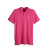Scotch & Soda Polo Roze (149073 - 1659)