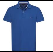 Tommy Hilfiger Polo Regular Fit Blauw (MW0MW09731 - 431)