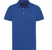 Tommy Hilfiger Polo Slim Fit Blauw (MW0MW09732 - 431)