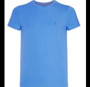 Tommy Hilfiger T-shirt Slim Fit Tee Blauw (MW0MW09813 - 433)