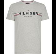 Tommy Hilfiger T-shirt Logo Grijs (MW0MW10368 - 501)