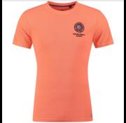 New Zealand Auckland T-shirt Mystery Tarn Maori Orange (19DN709 - 698)
