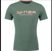 New Zealand Auckland T-shirt Eyrewell Forest Maori Green (19DN708 - 453)
