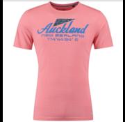 New Zealand Auckland T-shirt Waikiti Maori Red (19DN700 - 686)