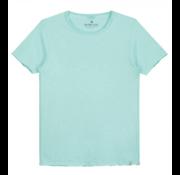 Dstrezzed T-shirt Ronde Hals Lagoon Groen (202274 - SS19 - 521)