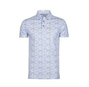 R2 Amsterdam Polo Print Multicolor (104.POLO.016 - 014)