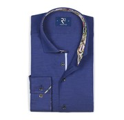 R2 Amsterdam Overhemd Blauw (104.WSP.026 - 010)