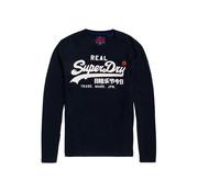 Superdry T-shirt Lange Mouw (M6000019A - 98T)