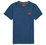 Superdry T-shirt Blauw (M1000020A - U6A)
