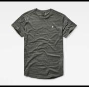 G-star T-shirt Gemêleerd Grijs (D15105 - B140 - 995)