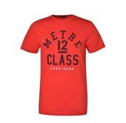 Code Zero T-shirt 12Metre Class Rood (M602.01.395)