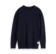 Scotch & Soda Sweater Navy (152349 - 0002)