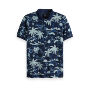 Scotch & Soda Polo Navy (149075 - 0218)